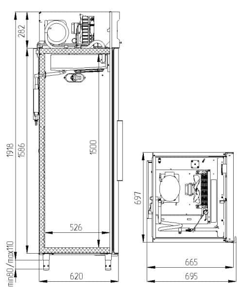 Polair CB 105-S