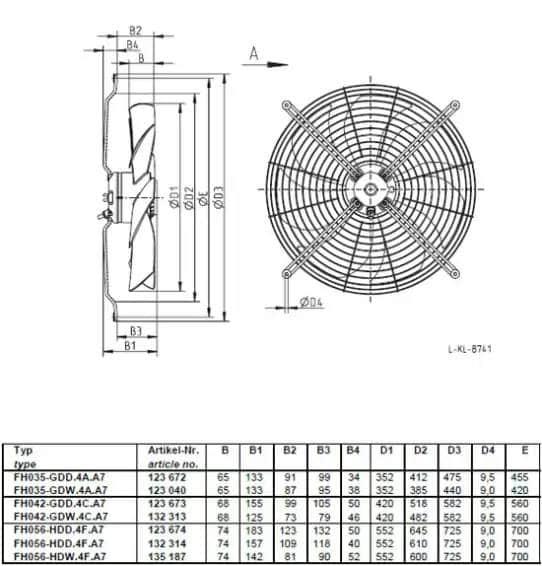 Креслення FH056-HDW.4F.A7