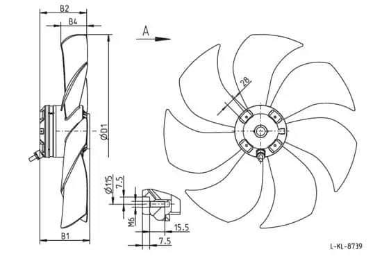 Креслення H056-SDA.4F.A7