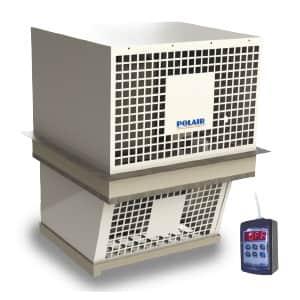 Низкотемпературный потолочный моноблок Polair  MB 214 ST