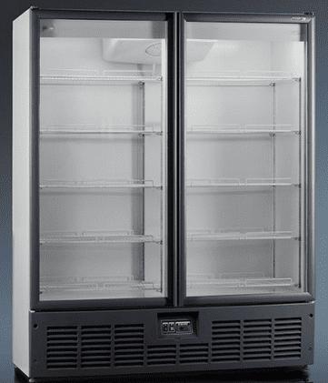 Холодильна шафа Rapsody White  Glass