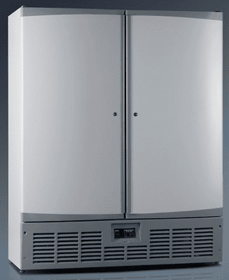 Холодильна шафа Rapsody White
