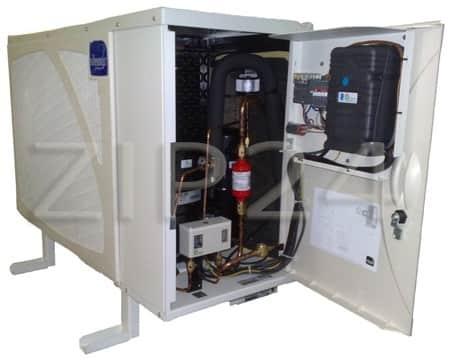 Комплектація Silensys агрегату