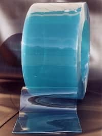 Материал - силиконовая лента ПВХ REF.100