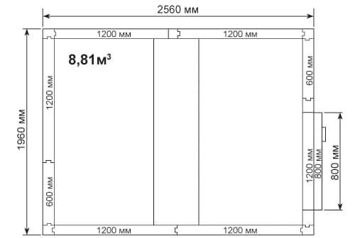 Polair Standard КХН-8,81