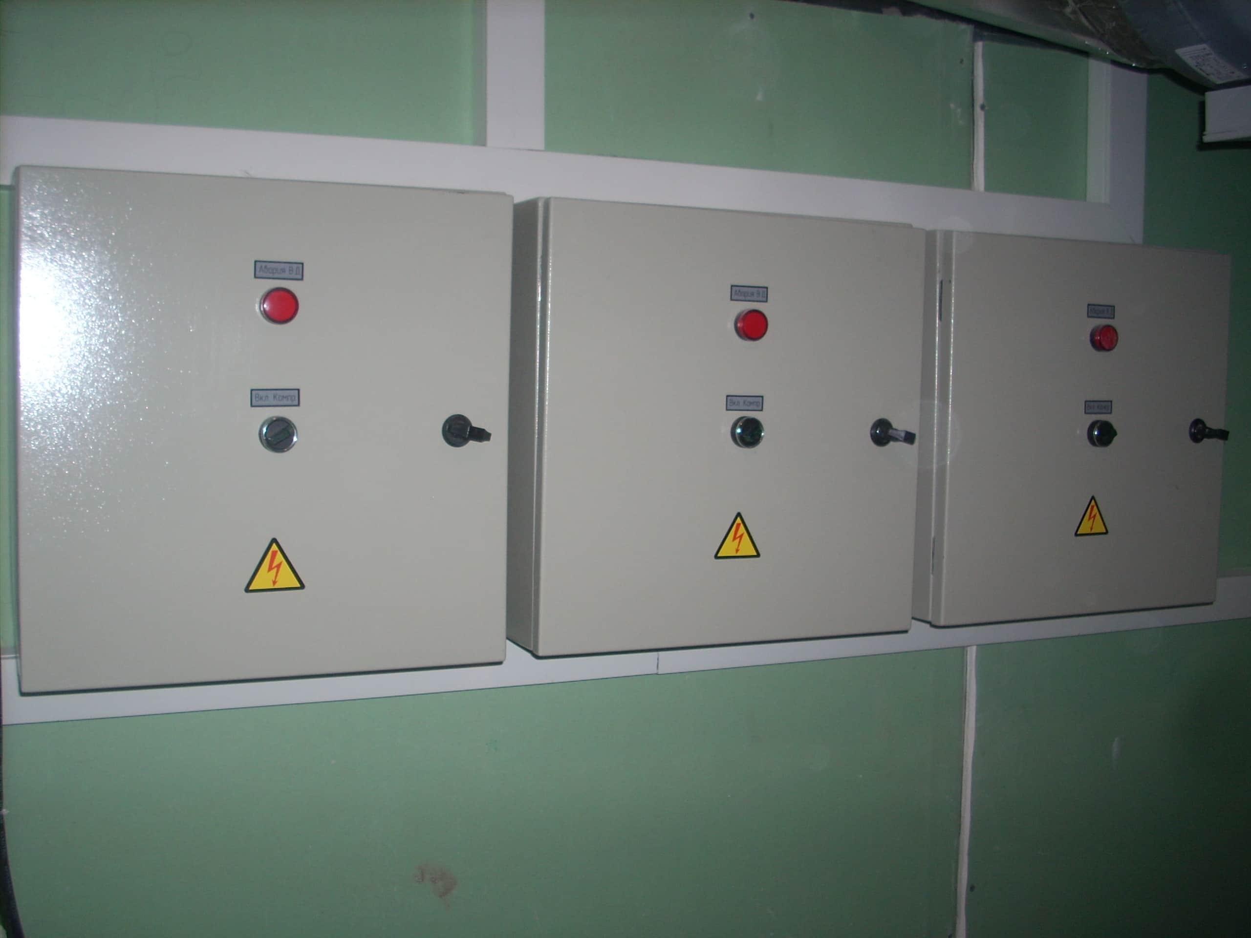 Оборудование для холодильных камер Компания Холод
