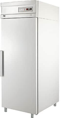 Холодильна шафа з металевими дверимаPolair CB 105-S