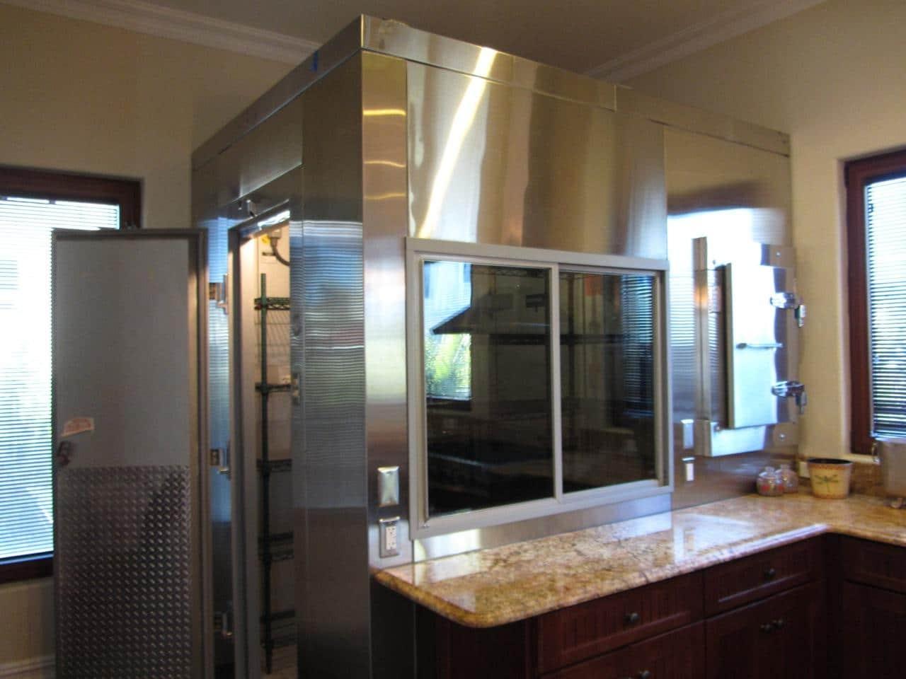 Холодильные камеры для загородных домов и коттеджей