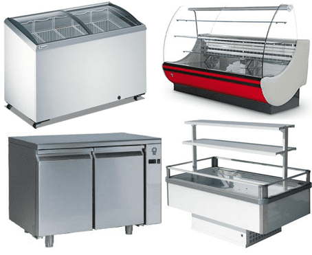 Какое бывает холодильное оборудование