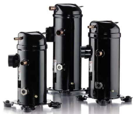Спиральные компрессора MLZ